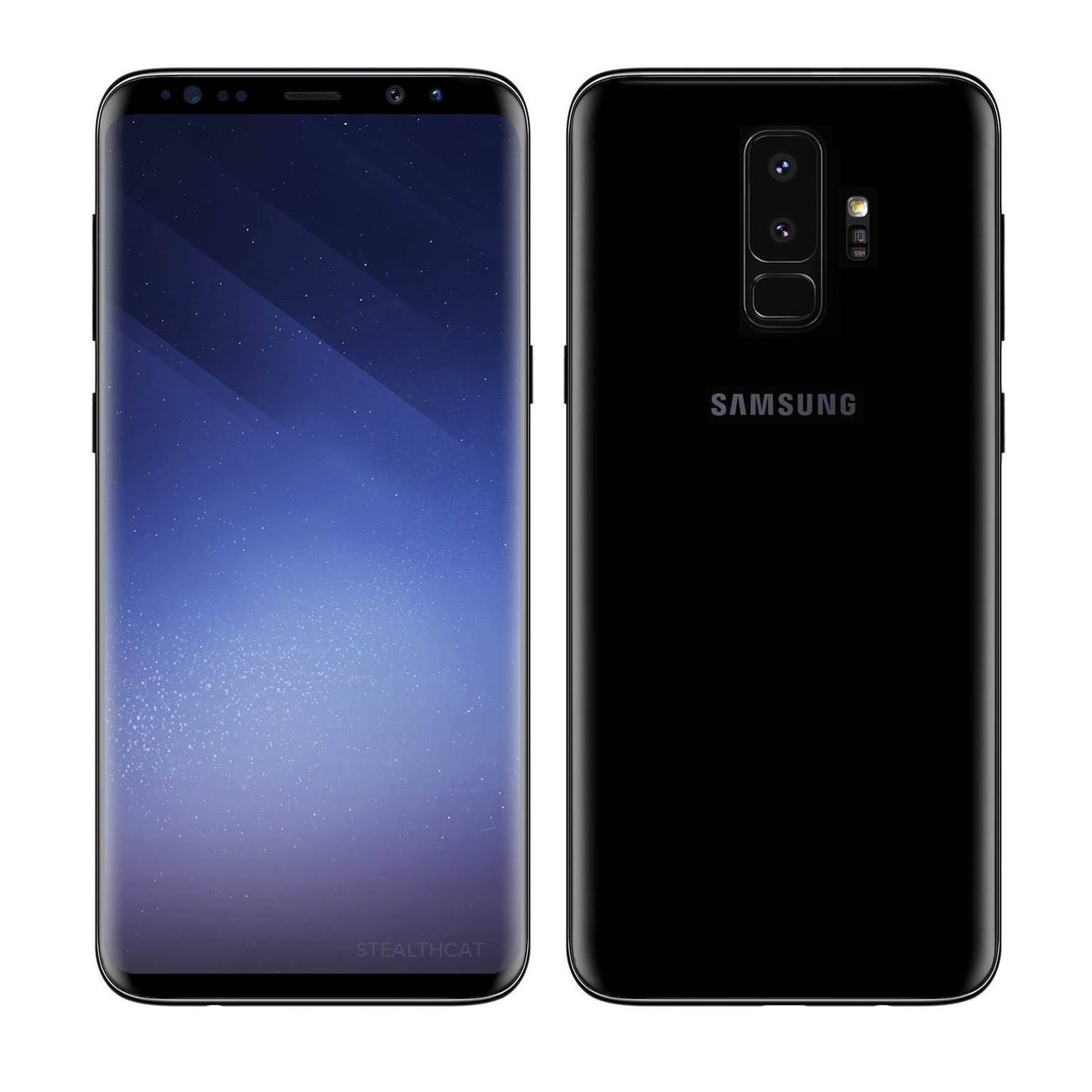 Samsung Galaxy S9 Plus 64GB SM-G965F
