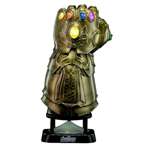 רמקול Bluetooth נייד Camino MARVEL Avengers Thanos Infinity Gauntlet Mini